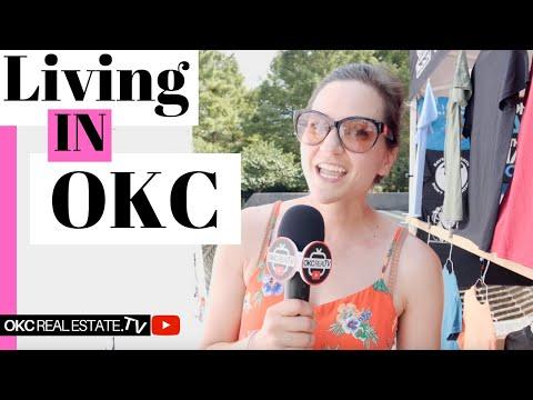 ✅ Living In Oklahoma City