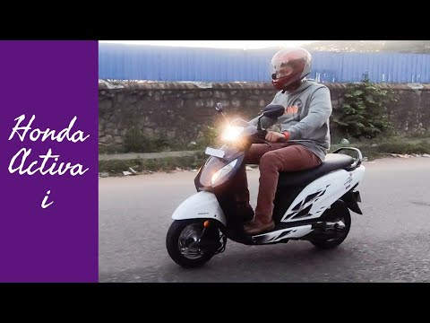 New Honda Activa i Detailed Review! [Watch Before you buy one]