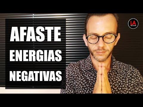 COMO AFASTAR ENERGIAS NEGATIVAS? LEI DA ATRAÇÃO