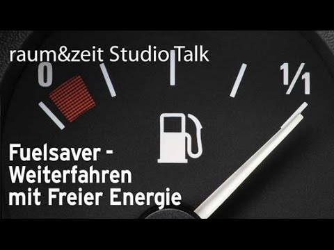 Herbert Renner, Gregor von Drabich: Fuelsaver (raum&zeit Studio Talk)