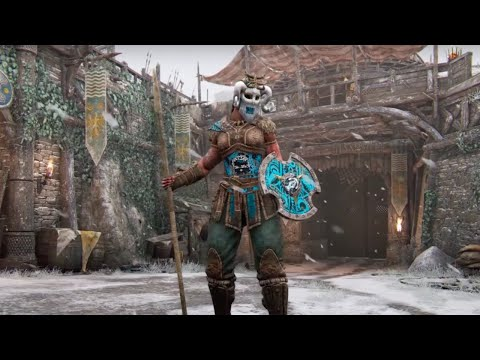For Honor Official Weekly Update for December 21 Trailer