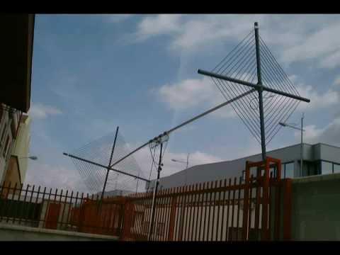 Antenas curiosas para 2 m  y HF