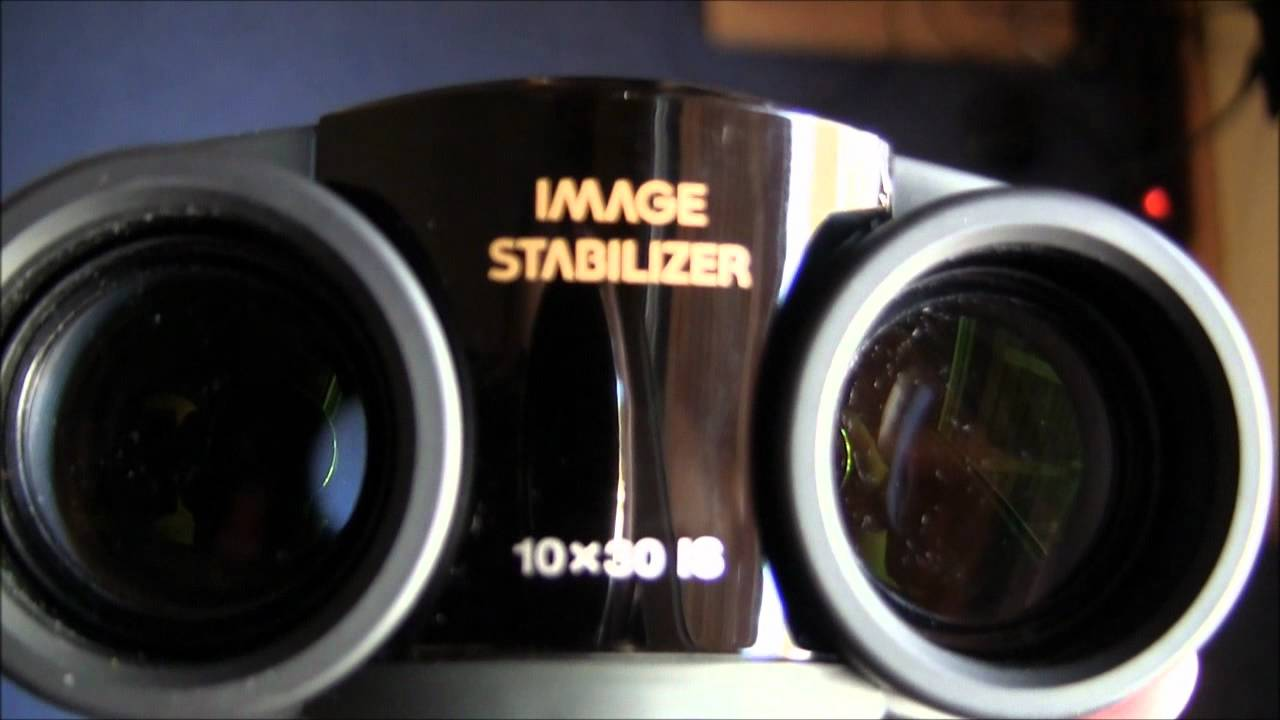 Canon 10x30 is bildstabilisator fernglas youtube