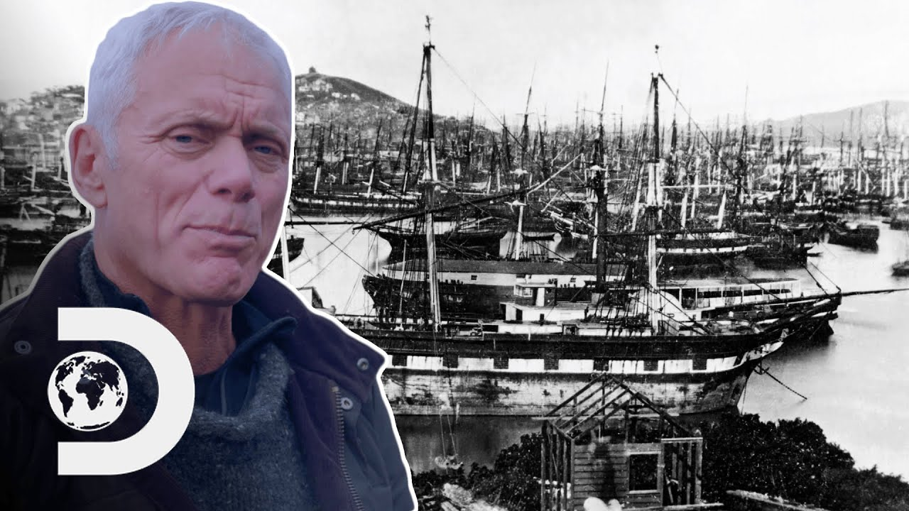 How The Ships Buried Under San Francisco Threaten Its Future | Jeremy Wade: Mysteries Of The Deep