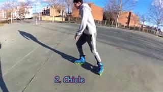 Aprende a frenar en T con patines rápidamente 💪💨 Incluye un pequeño juego ;)