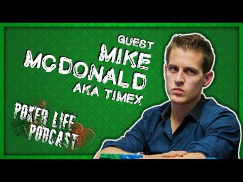Mike McDonald Talks $300k SHRB Odds, PokerShares, WSOP & More