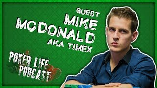 Mike McDonald Talks $300k SHRB Odds, PokerShares, WSOP & More