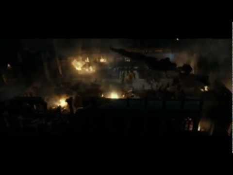 La Batalla de Hogwarts - Harry Potter y Las Reliquias de la Muerte Parte 2