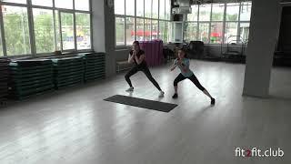 Полная тренировка для девушек и женщин 2
