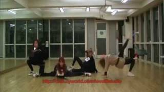 Jewelry (쥬얼리) - Let Me Think About It Dance Practice Rehearsal 안무영상 연습영상