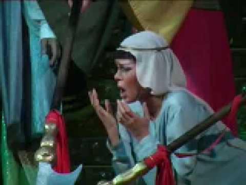 Kristine Opolais Liu's Death Scene -Tu che di gel sei cinta- Turandot