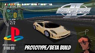 Need For Speed 2 Prototype/Beta Build - Feb 24, 1997 #NFS2 #PS1 #Prototype