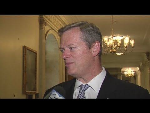 Governor Baker explains his stance on the presidential nominees