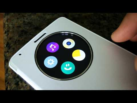 LG G3 Circle Case Review in 4K!