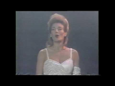 Ute Lemper  - One Night , Live at Jacobs Stege , Sweden 1988  720p