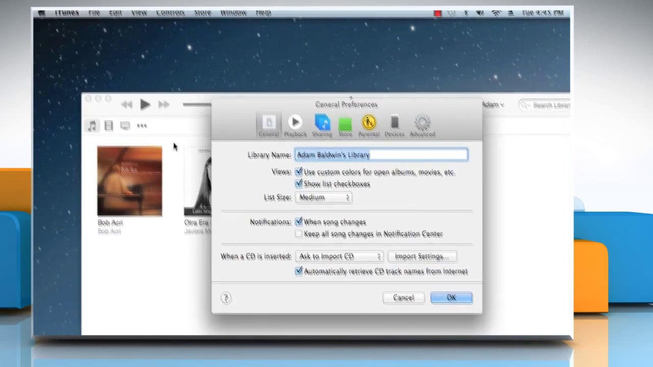 how to turn on automatic download of your songs in itunes youtube