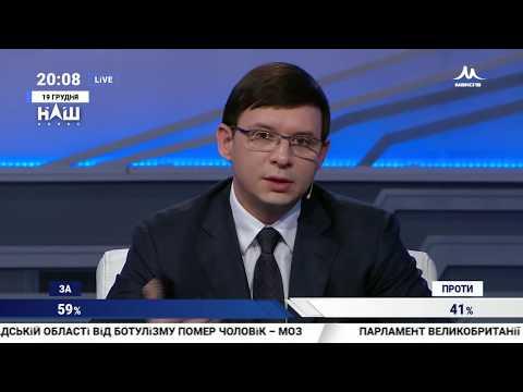 Мураев: Я поддержу