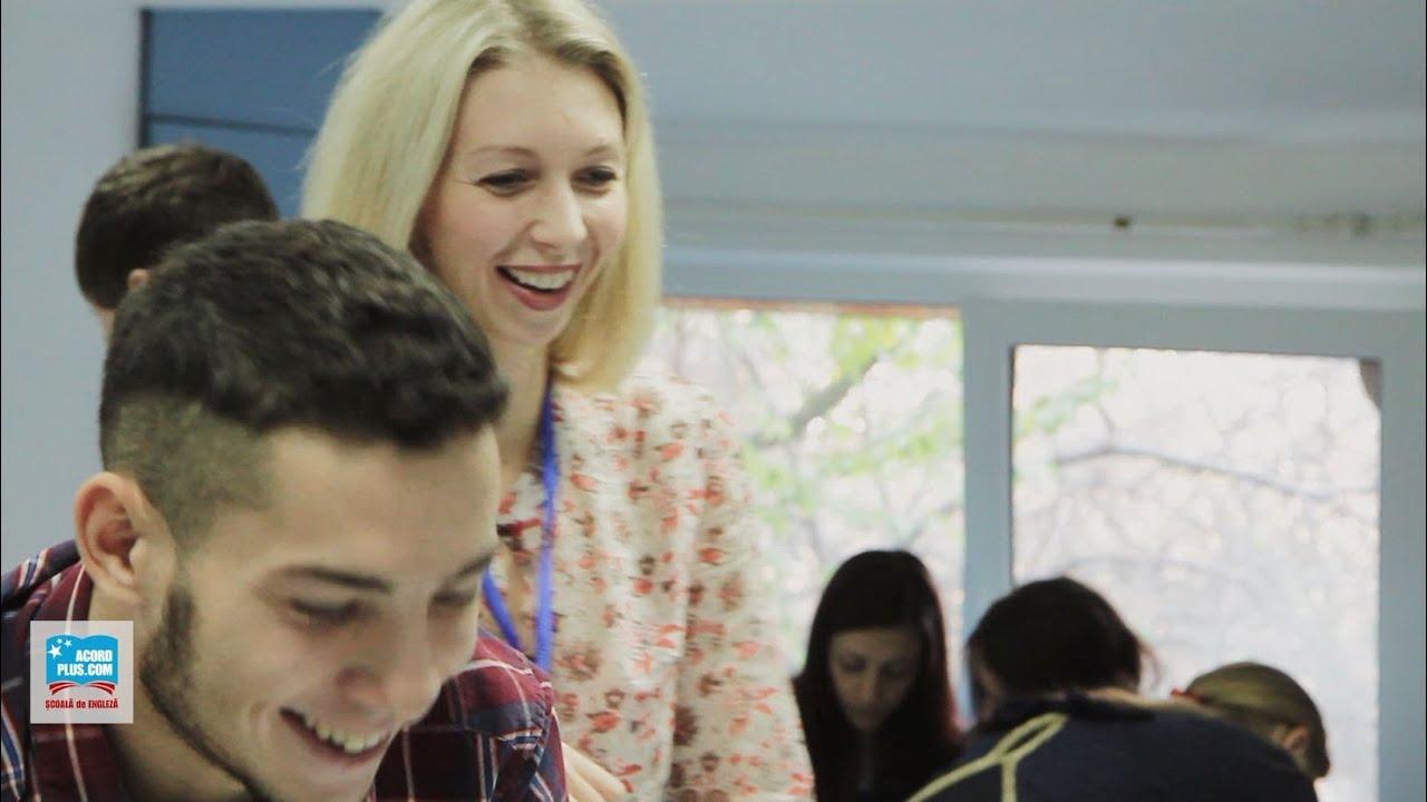 Invata Engleza cu TATIANA Madan