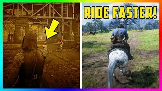 10 Helpful Tips & Tricks That Will Make Your Life SO Much Easier Playing Red Dead Redemption 2!