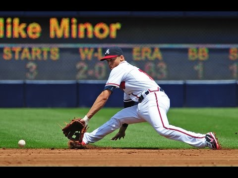 Andrelton Simmons Best defensive plays highight mix!