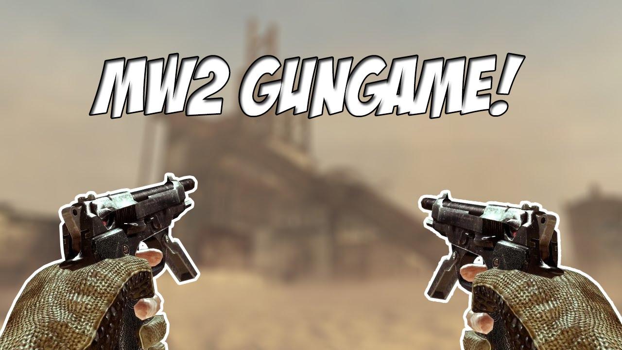 AC130 HANDGUN! | MW2 Gun Game?! | Doovi