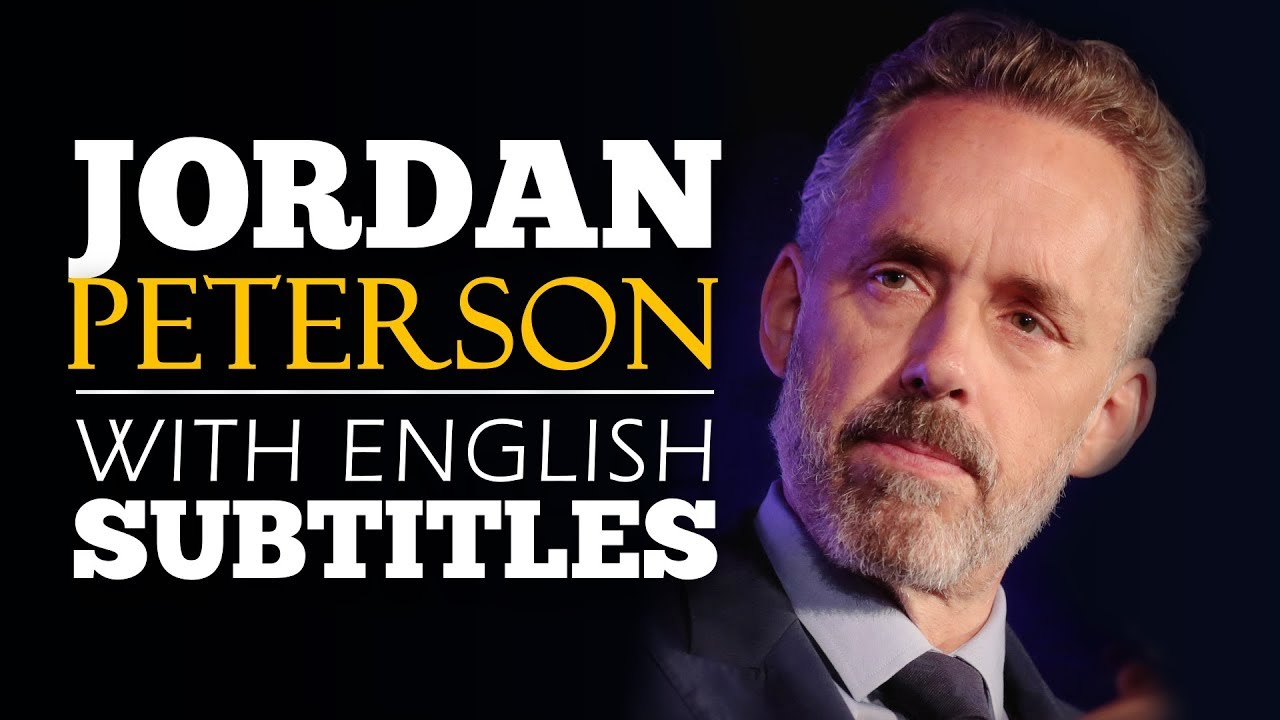 Download ENGLISH SPEECH | JORDAN PETERSON: Freedom to Be Yourself (English Subtitles)