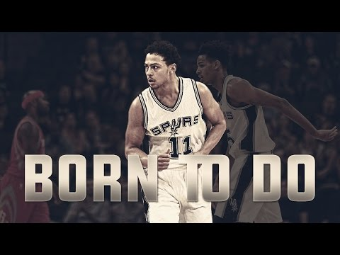 """Bryn Forbes Mixtape """"Born To Do"""""""