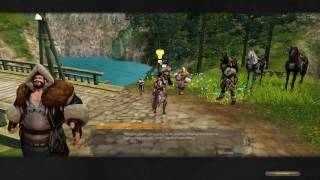 Young Harbor Girl Hunger Pangs Quest Revelation Online