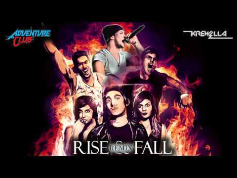 Adventure Club ft Krewella  Rise & Fall KDrew Remix