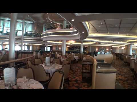 Vision of the Seas - Ship Tour