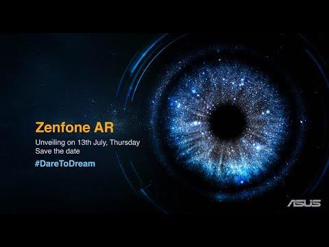 ASUS Zenfone AR – Live Unveiling