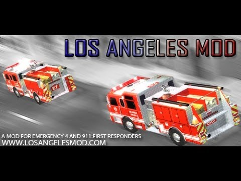 911 First Responders LA Mod- Here we go again