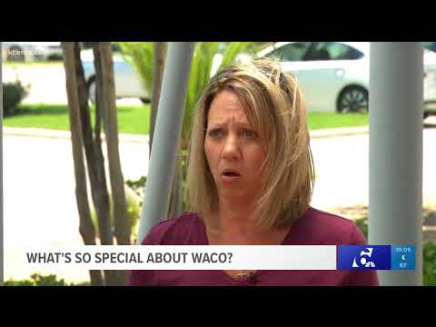 What's so special about Waco?