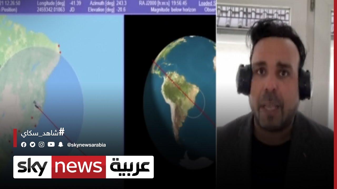 أحمد فريد: لا توجد تكنولويجا يمكنها أن تحدد أين يمكن أن يسقط الصاروخ  - 15:59-2021 / 5 / 7