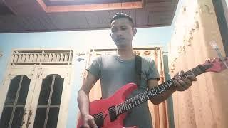 Cinta di balik Terali/Terali besi - noer halimah - instrument gitar