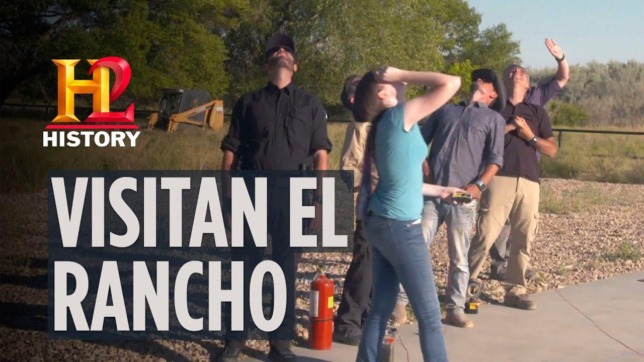EL SECRETO DEL RANCHO SKINWALKER – Ovnis sobre el rancho
