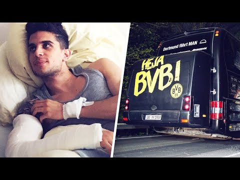 Who is the man who attacked Dortmund's team bus? | Oh My Goal