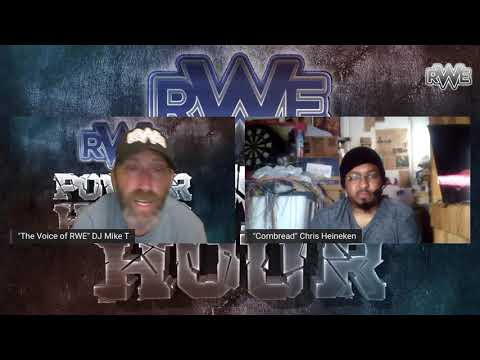 RWE Presents:  The Power Hour 7-27-2021