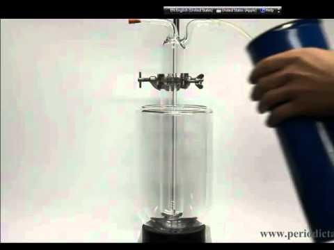Liquefying Oxygen Using LN2.mp4