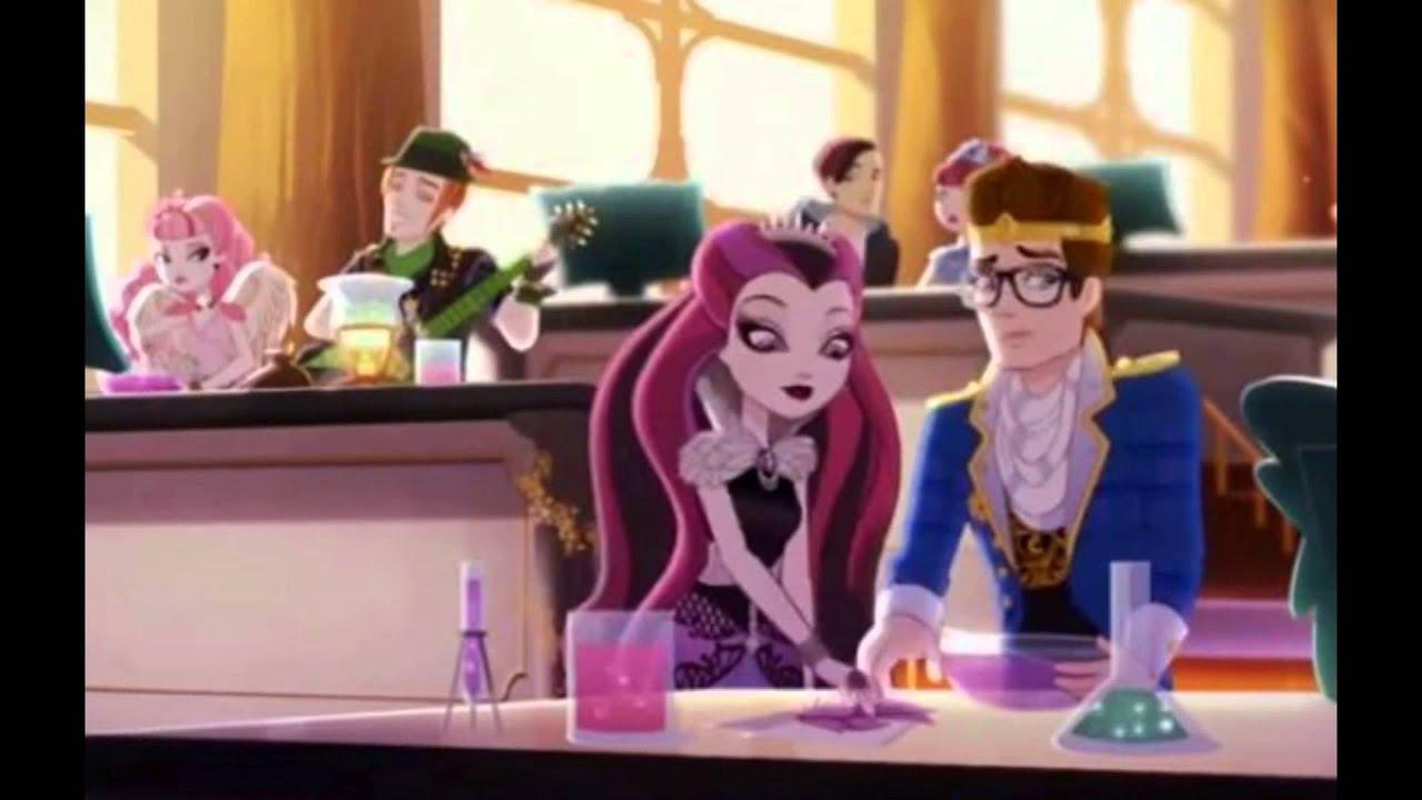 Dexter charming e Raven queen - YouTube