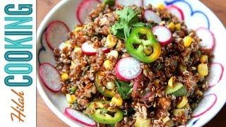 Quinoa Salad - Healthy Quinoa Recipe
