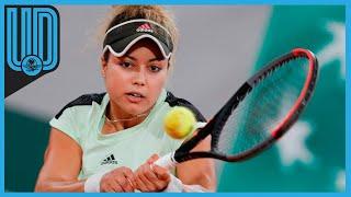 Renata Zarazúa tuvo una muy destacada actuación cautivando e ilusionando a los mexicanos al llegar a la segunda vuelta de singles de Roland Garros.    #RenataZarazúa #Tenis #RolandGarros