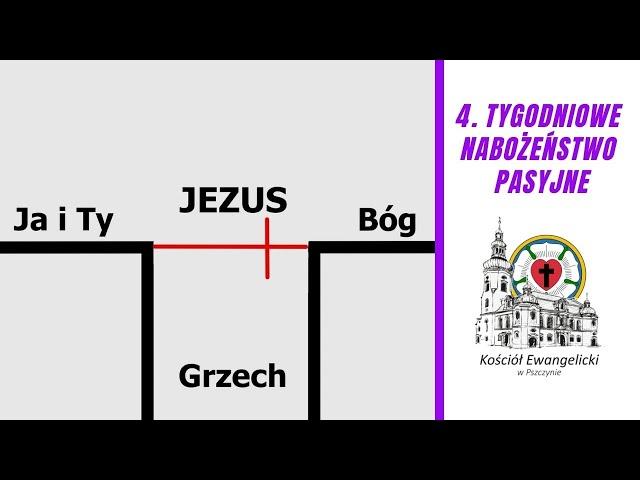 🔴  4. Pasyjne Nabożeństwo Tygodniowe -  17.03.2021 – 🔉 NA ŻYWO - Luteranie Pszczyna