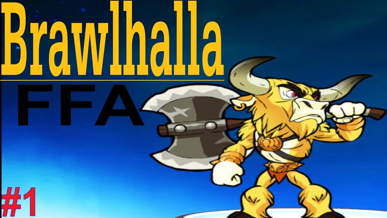 Brawlhalla - Teros - Online Free For All (Beta Key Give Away Closed)