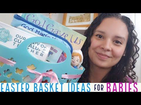 Easter Basket Ideas for Babies