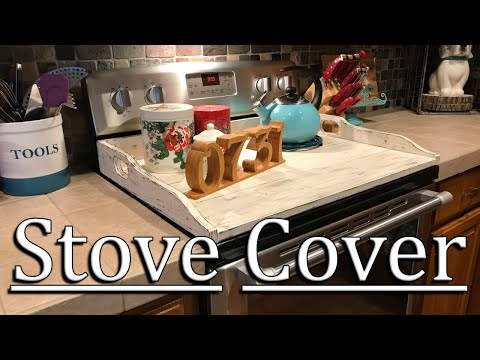 Stove Top Cover | Noodle Board