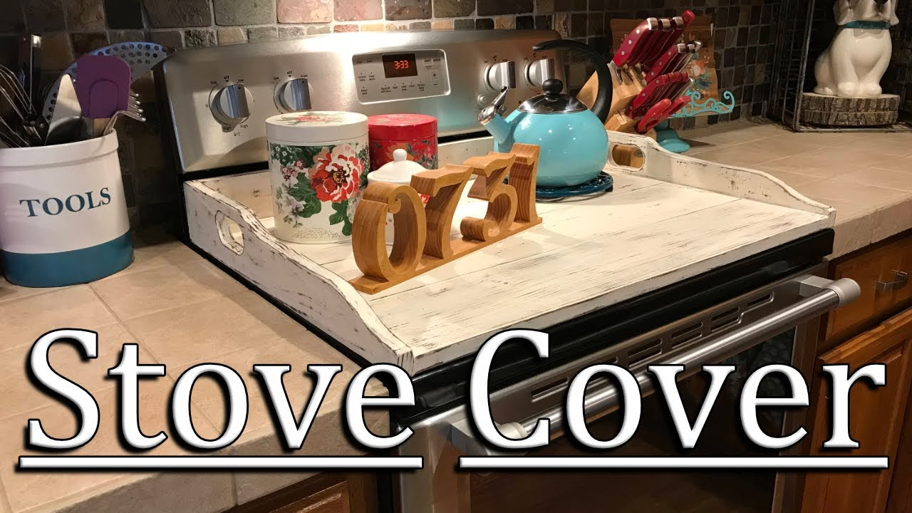 Noodle Board Stove Top Cover Youtube