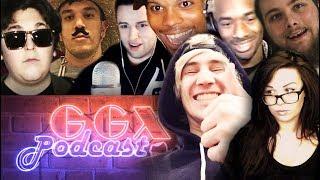 GGX Talkshow #4 (xQc, Kaceytron, Trihex, Andy Milonakis, Dankquan, Trainwrecks, Rajj Patel and more)