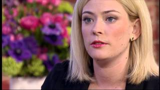 UK Interview with Susannah Cahalan who was diagnosed with a rare brain disorder...7th Feb 2013