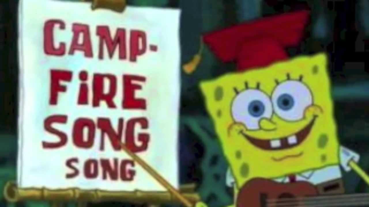 The Sponge Bob Campfire Song